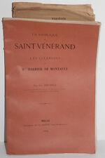 La Basilique de Saint-Vénérand & Barbier de Montault