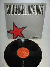 "REPLAY – MICHAEL MANIA – 12""   Michael Jackson"