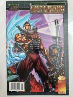 WETWORKS SOURCEBOOK #1 (1994) IMAGE COMICS WHILCE PORTACIO! NEWSSTAND VARIANT
