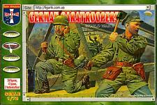 Orion Models 1/72 GERMAN WORLD WAR II PARATROOPERS Figure Set