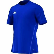 Adidas Core 15 Training T-Shirt Tee Top Mens Blue/Navy/White/Red/Black S/M/L/XXL