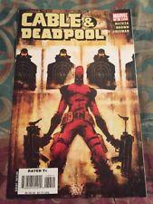 Cable And Deadpool 38 1st Hydra Bob [Marvel Comics, 2007]