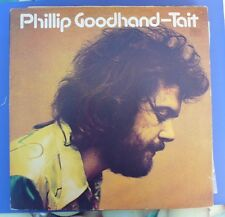 Phillip Goodhand-Tait - Self titled - DJM records 1973 - vinyl LP record