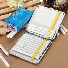 Leather Pocket Cigarette Tobacco Case Box Holder 20 pcs US seller Free Ship NEW