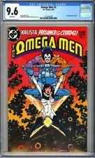 Omega Men #3 CGC 9.6 1st appearance of Lobo!KEY ISSUE!L@@K!