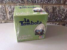 Vintage LA TOMBOLA I Cubi Di Calimero Eg Factory Sealed Sigillato