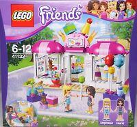 Lego 41132 Heartlake Partyladen mit Stephanie und Laurie Exclusiv NEU