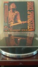 Bruce Springsteen JAPANESE LASERDISC + OBI Video Anthology NTSC 1978/1988 MINT