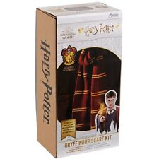 Harry Potter Gryffindor House Scarf Knit Kit
