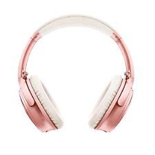 Bose QC35II QuietComfort 35 II Limited Edition Headphones sans fil-Or Rose