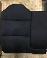 AUDI 80 90 B3 B4 COUPE TYP 89 RIGHT SIDE SEAT BACK WITH ARM REST PART IN BLUE