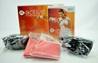 EA Sports -  Wii Active - Personal Trainer (Nintendo Wii) Open Box w/Bonus