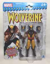 New Sealed 6� Marvel X-Men Wolverine Retro Action Figure Legends