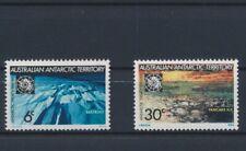 LO08701 Australian Antarctic polar treaty fine lot MNH