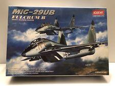 ACADEMY 1/48 MiG-29UB 'FULCRUM B' MODEL KIT 2119