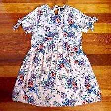 Dotti Pink Floral Dress Size 8