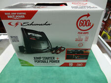 NEW! Schumacher 600 Amp Jump Starter + Portable power  SJ1329