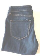 J BRAND Women's Dark Wash Scarlett Jeans Bootcut 7018 INK Size 28