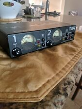 M-AUDIO DMP3 Dual Microphone Preamp and DI Box (2 Channels) with Power Adapter