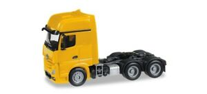 MERCEDES ACTROS Gigaspace Cabover Truck Dual Drive HERPA HO 1/87 Scale 305167-3