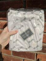 NOS (3) VTG WHITE Women's Granny Panties Underwear Nylon High Waisted Blair USA