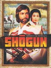 SHOGUN DVD New Sealed Complete 1980 TV Miniseries