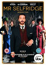 Mr Selfridge Complete Series 2 DVD All Episodes Second Season Original UK Rel R2