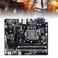 GA-B85M-D3V LGA 1150 for Intel B85 Motherboard DDR3 With I/O for Desktop PC