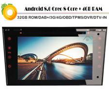 Touch Screen DAB+Autoradio für Opel Zafira Vivaro Android 8.0 GPS Navi 4G DVB-T2