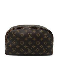 Louis Vuitton Monogram Toiletry Bag 25