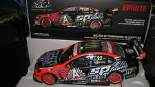 BIANTE 1/18 J COURTNEY HOLDEN COMMODORE 2015 V8 SUPERCAR  ANZAC APPEAL LIVERY