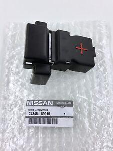 NISSAN Positive Battery Terminal Cover New OEM Pathfinder Xterra Titan Armada