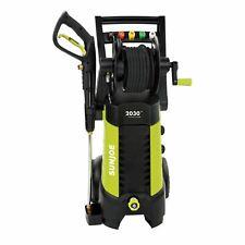 Sun Joe SPX3001 Electric Pressure Washer | 2030 PSI | 1.76 GPM | Hose Reel