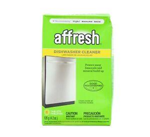 Affresh Dishwasher Cleaner, Limescale Mineral Remover, Deodorizer