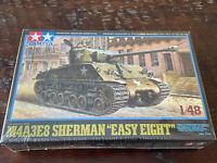 "Tamiya 1/48 Scale Military Model M4A3E8 Sherman ""Easy Eight"""