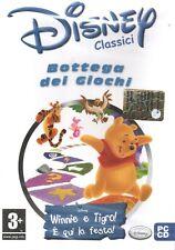 Disney - La Bottega Dei Giochi - Winnie E T igro E Qui La Festa PC CD-Rom
