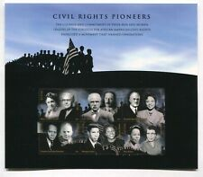 US Sheet MNH #4384 42c Civil Rights Pioneers ,  4384