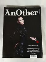 AnOther Magazine #25 CATE BLANCHETT Joan Smalls ISELIN STEIRO Amanda Murphy