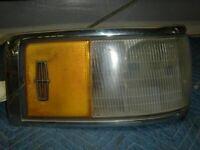 Passenger Corner/Park Light Fits 90-94 LINCOLN & TOWN CAR 27565 OEM
