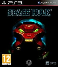 Space Hulk [PlayStation 3 PS3, Region Free, Warhammer Tactical Strategy] NEW