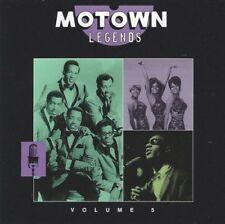 V/A Motown Legends Vol. 5 - CD, Mary Wells, Diana Ross, Smokey Robinson a.m.m.