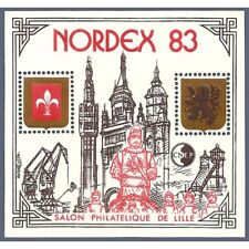 "BLOC CNEP N°4 ""NORDEX 83"""