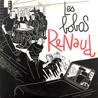 Renaud CD Single Les Bobos - France (EX+/EX+)