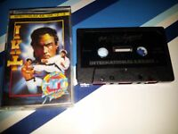 INTERNATIONAL KARATE for the Sinclair Zx Spectrum 48.128. TESTED.