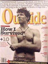 Outside Magazine Aron Ralston How I Survived September 2004 110717nonrh