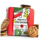 David's Cookies Assorted Cookies – 1Lb 1 Pound (Pack of 1) Merry Christmas