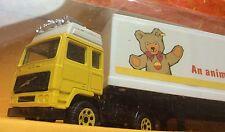 Corgi C1231 Volvo Globetrotter 18 Wheeler Truck Advertising Steiff Bear 🐻 1985