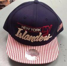 sale retailer 061fc 46ddd NY Islanders, Hat, Authentic Mitchell   Ness, NHL Fan , Adjustable FIT  SnapBack