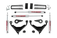 """Rough Country 3"""" GM Bolt-On Suspension Lift Kit (01-10 2500 PU/SUV 2WD/4WD)"""