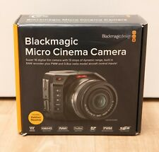 Blackmagic Micro Cinema - Super 16mm Digital Film Camera